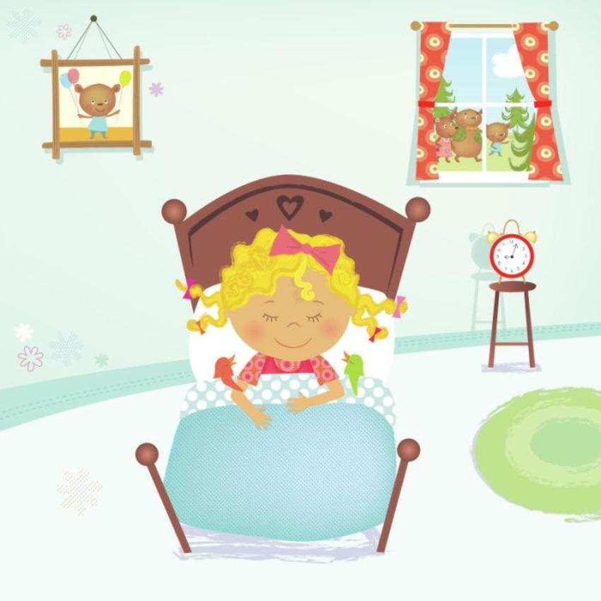 Goldilocks in bed.jpg