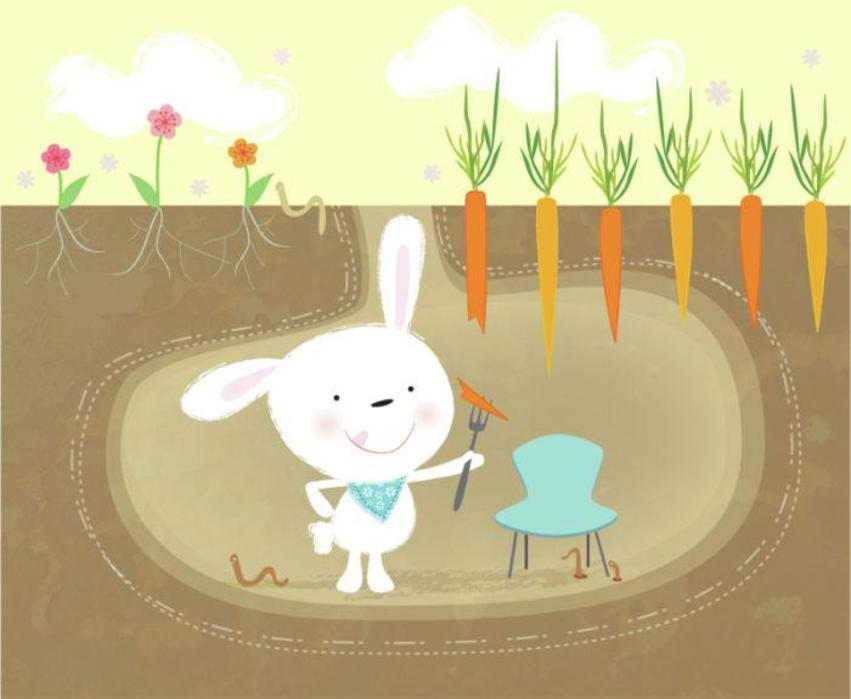 Rabbit Bunny underground.jpg
