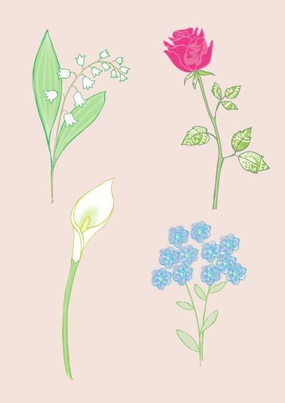 las-page-146-flower-sprigs-psd