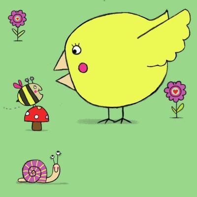 chick-yellow-psd