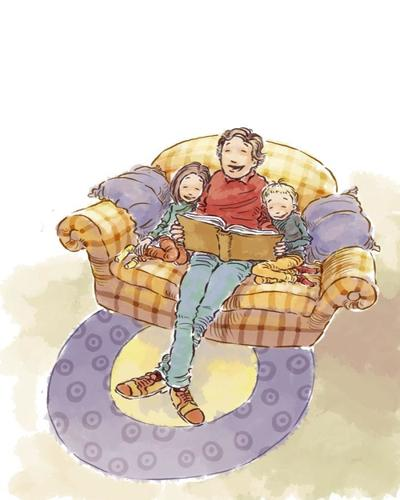 jondavis-reading-boy-girl-dad-sofa-1-jpg