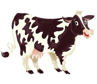 fresian-cow-psd