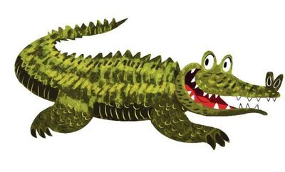 crocodile-psd