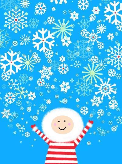 cute-snowflakes-psd