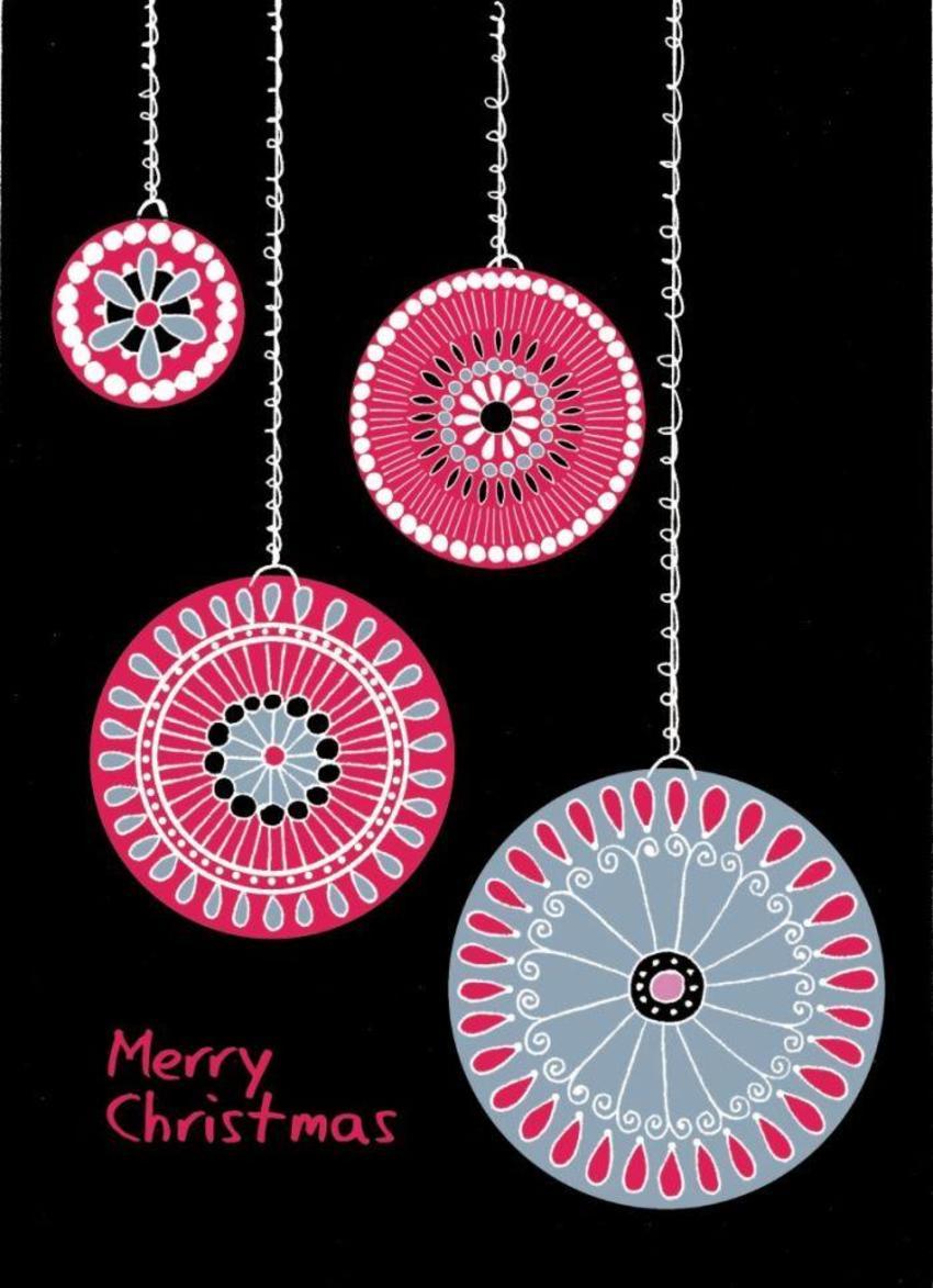 four baubles Christmas card.jpg