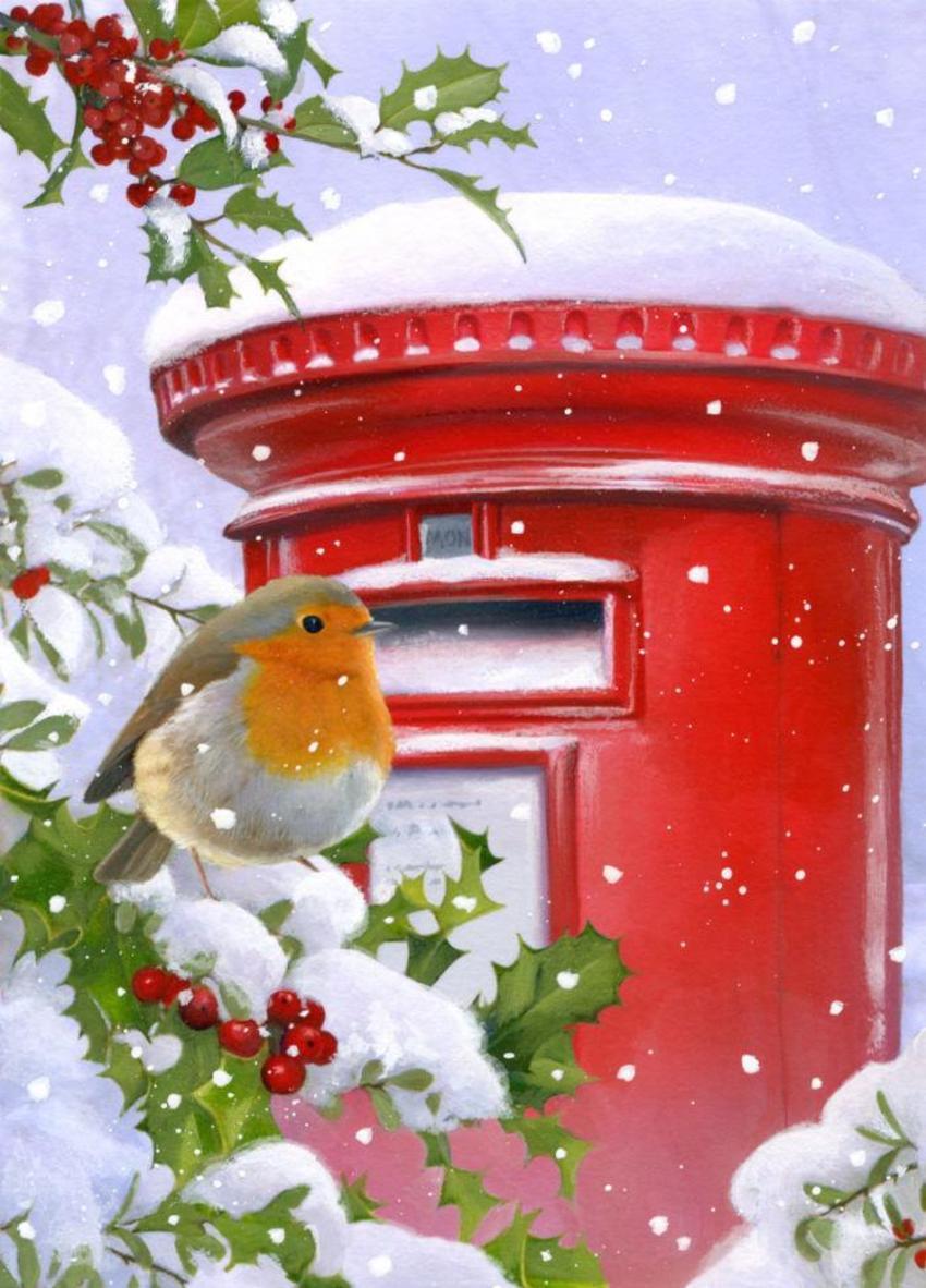 LA - Robin postbox  24-6-10.jpg