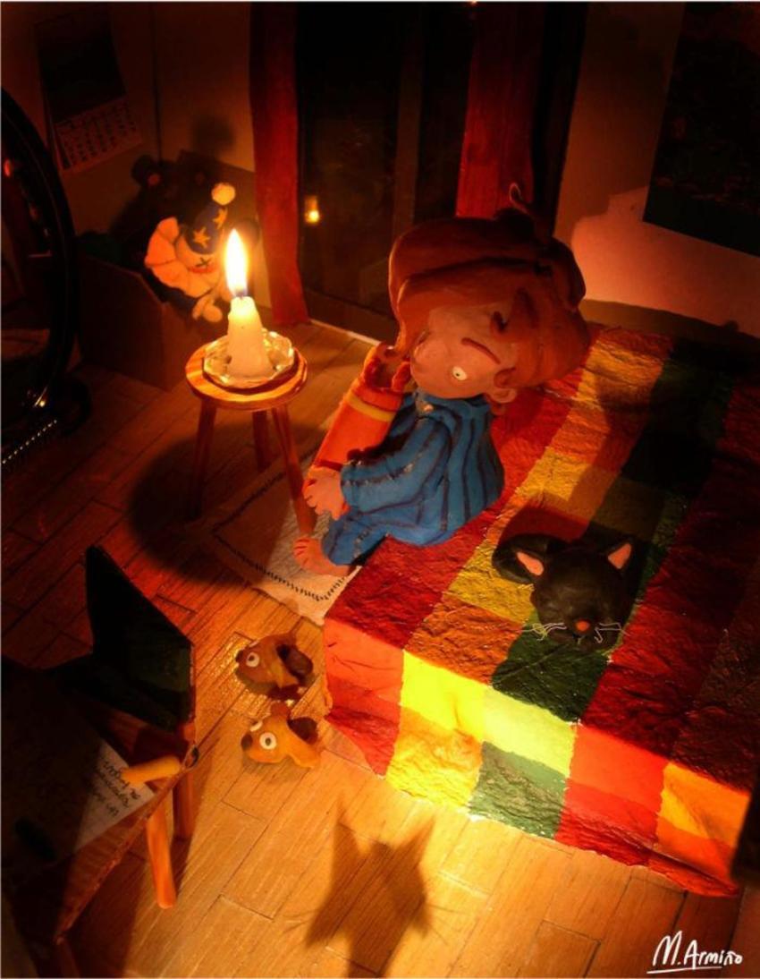 Leonardo in his bedroom.jpg