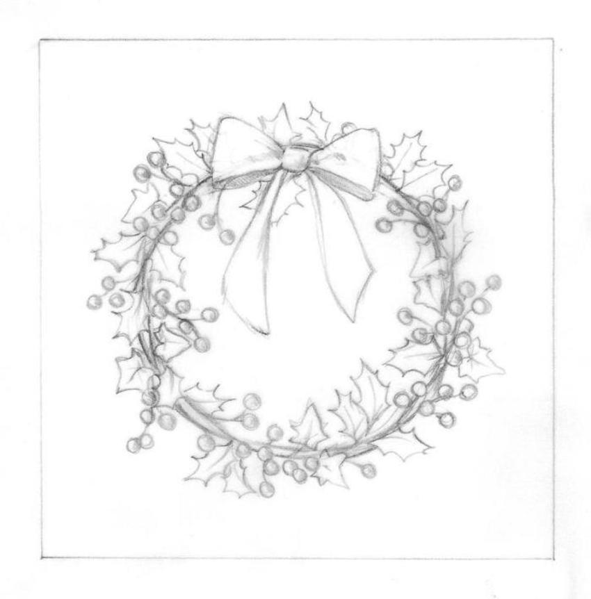 LA - chequerboard wreath.jpg
