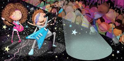 children-rock-stars