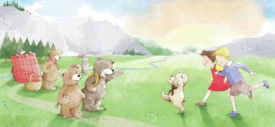 bear-children