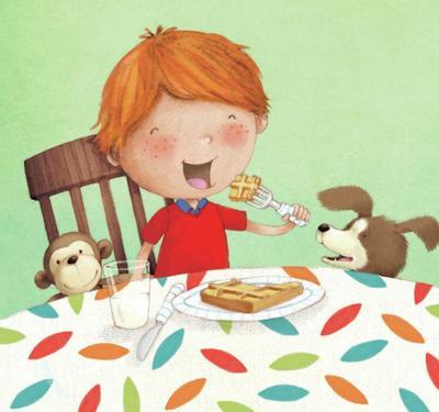 boy-breakfast