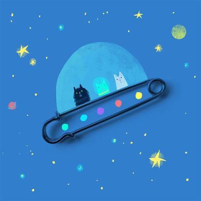 pin-space-ufo-cat