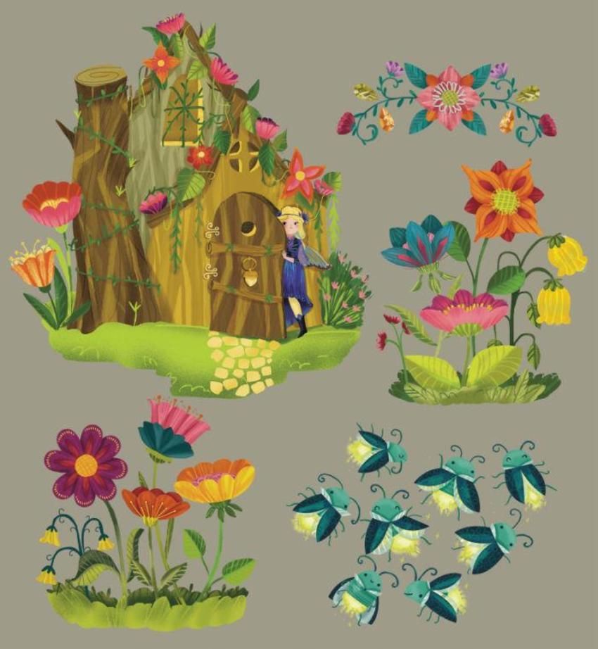 Fantastical Fairies Game Accent