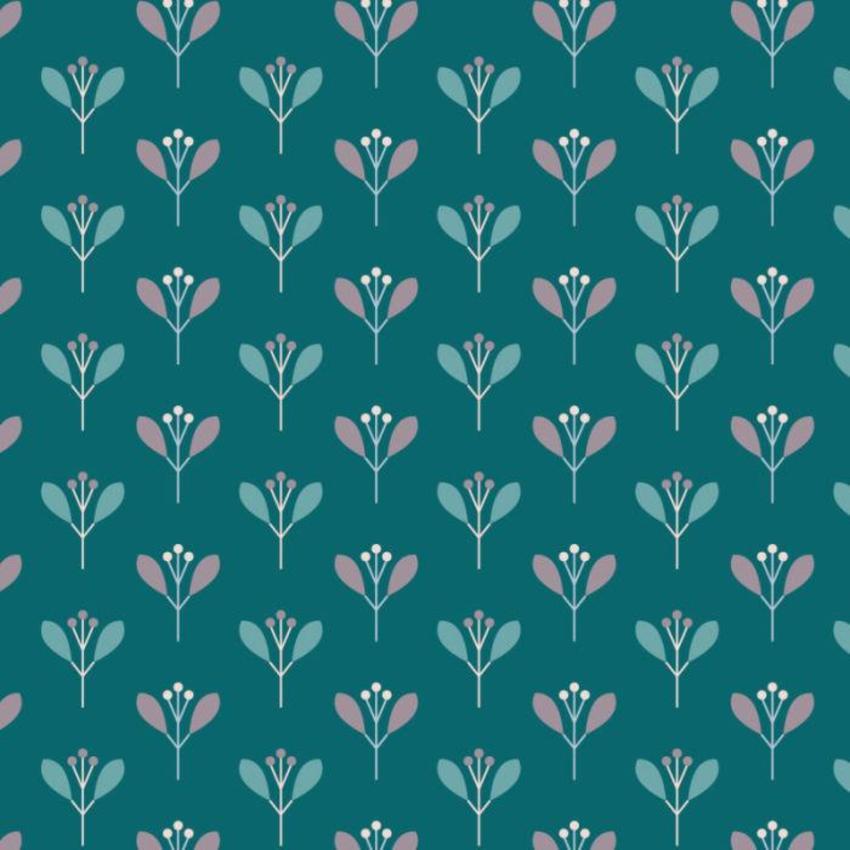 RP Retro Flowers Pattern3