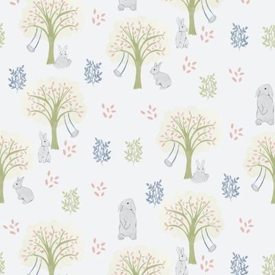 rabbits-pattern