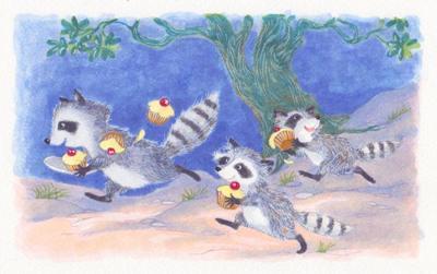 raccoons-on-the-run