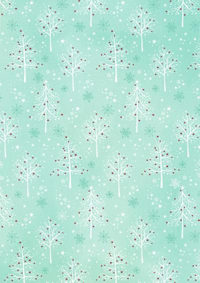 christmas-trees-snaowflakes-giftwrap-pattern-1