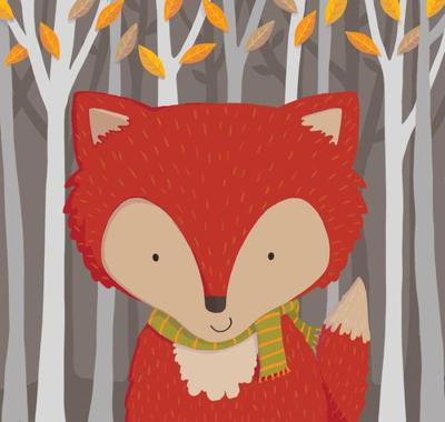 fox-in-wood-claire-keay