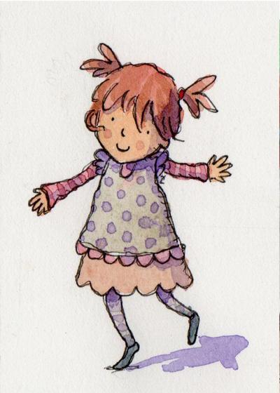 watercolour-cute-girl-claire-keay