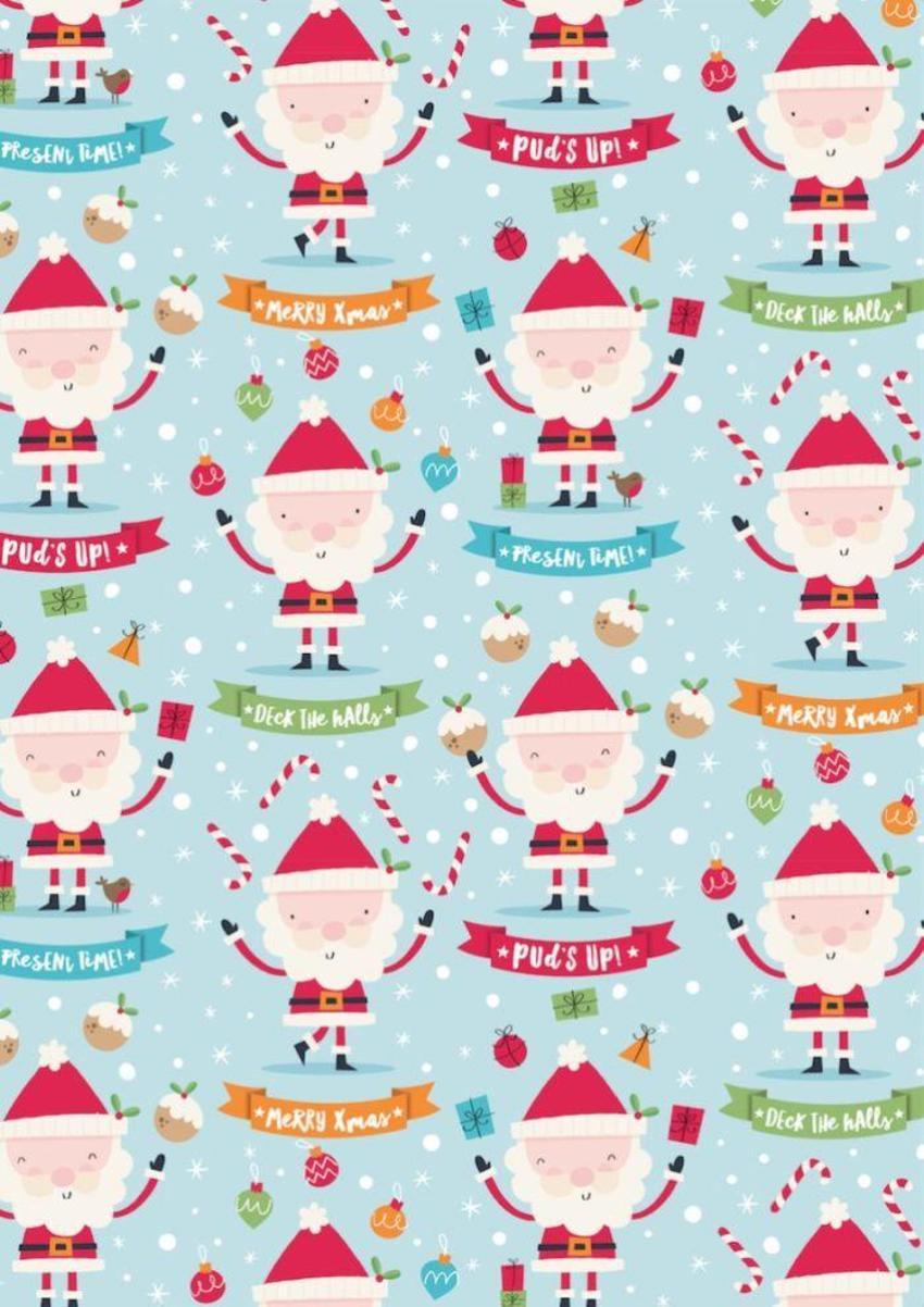 Santa-wrap-design-gareth-williams