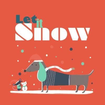 sausage-dog-vint-red-snow-ks-1