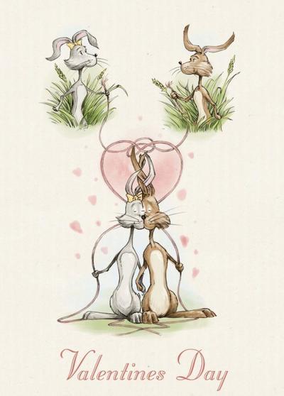 valentine-hare