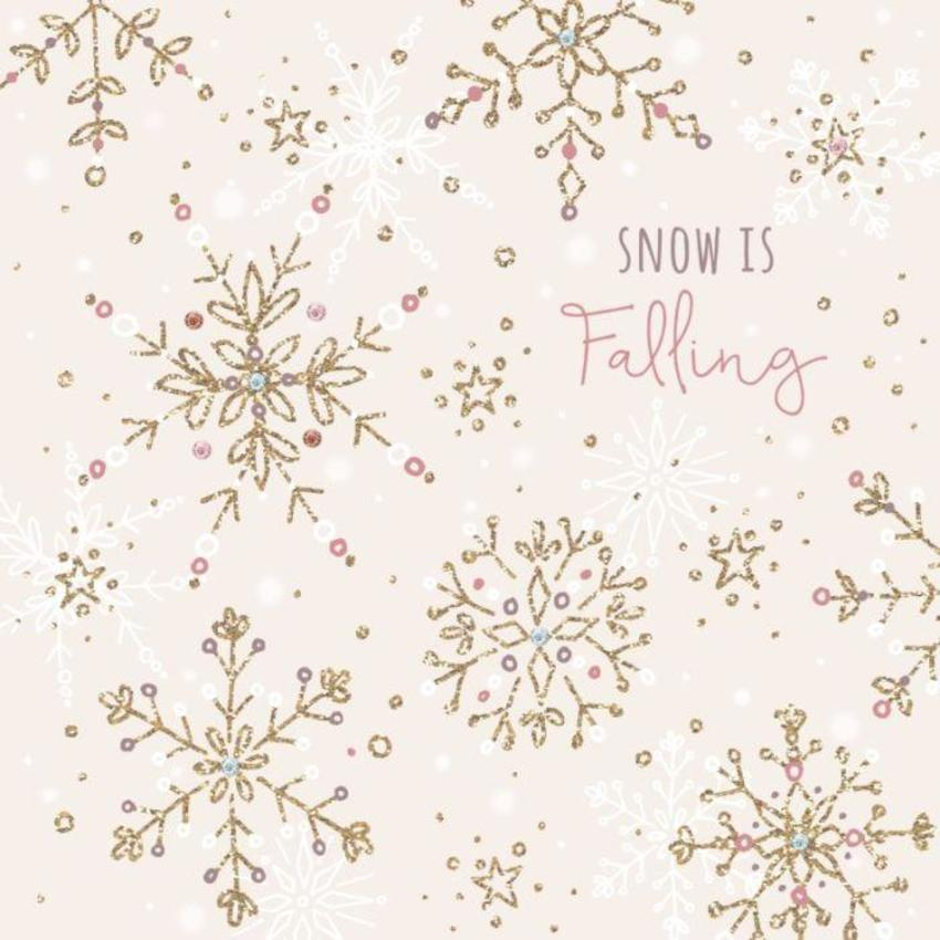 Claire Mcelfatrick Snowflakes Design
