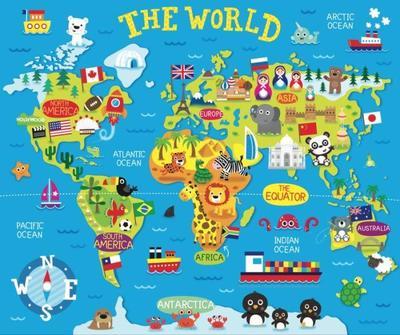 world-map-juvenile-puzzle-county-countries-jennie-bradley