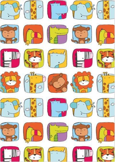 wildlife-animals-repeat-pattern-kids-wrap-gareth-williams