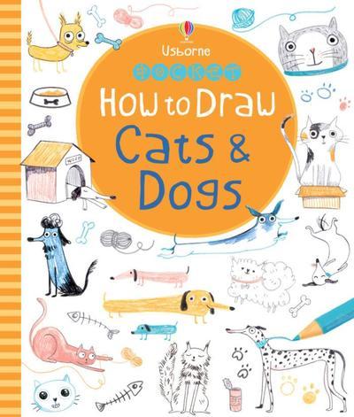 cover-pets-cat-dog-cute-funny-pencil-doodle