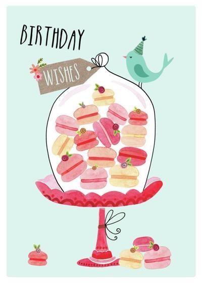 macaroons-birthday-wishes