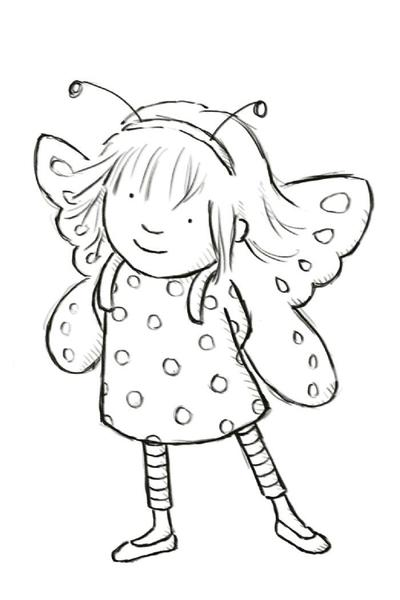 claire-keay-line-drawing-butterfly-girl-jpg