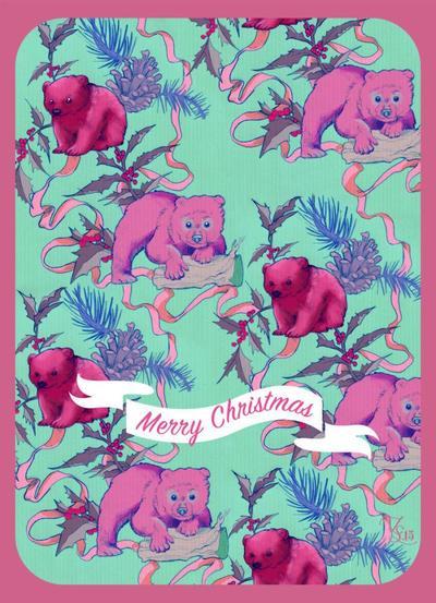 pink-bears