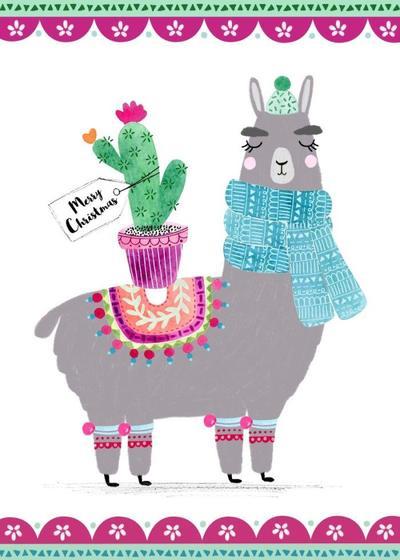 felicity-french-llama-xmas-card-1