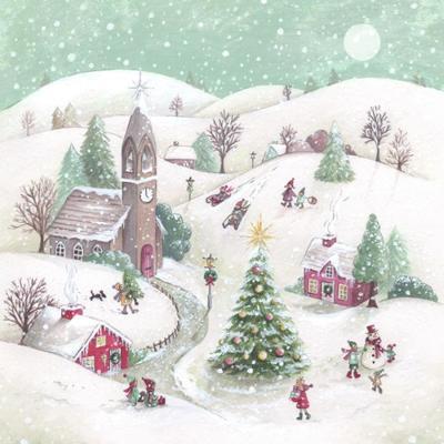 dbr-village-christmas-scene
