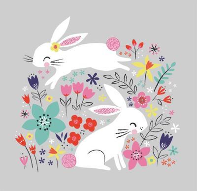 spring-rabbits