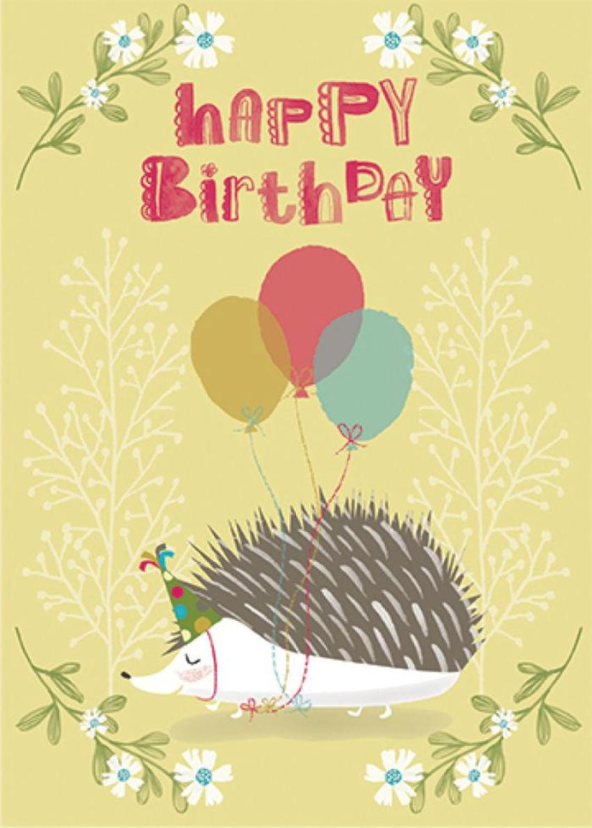 Avellana Hedgehog Birthday Final