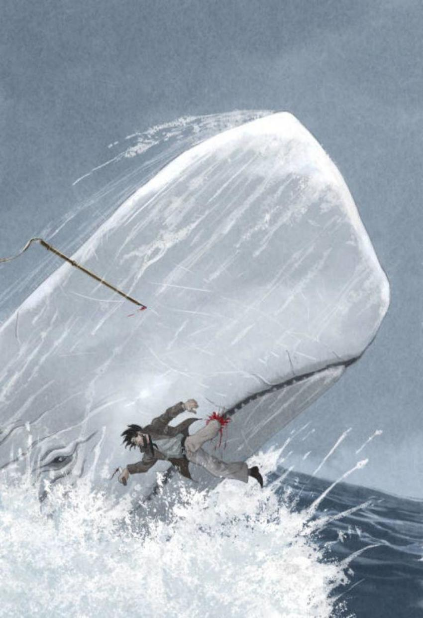 Moby Dick 001