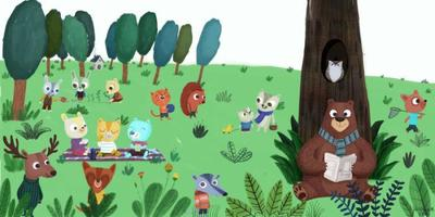animals-and-forest