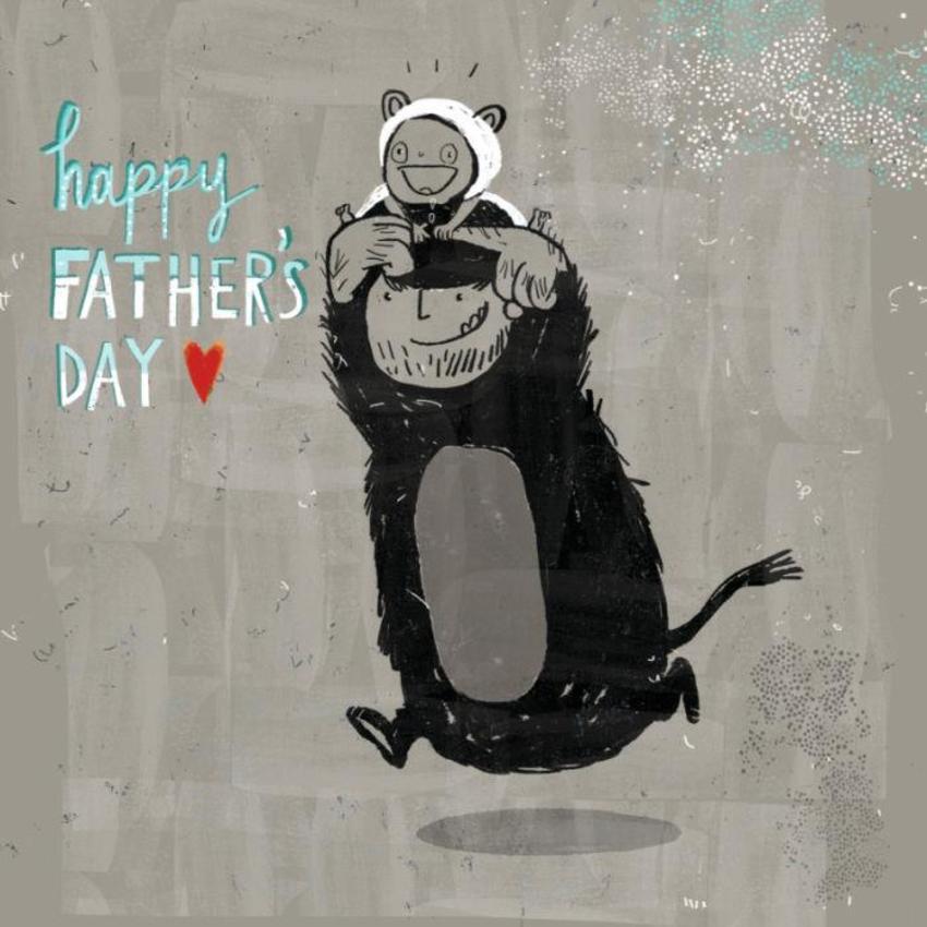 Lila K Fathers Day