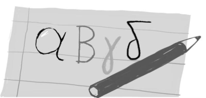 Tr Alphabet