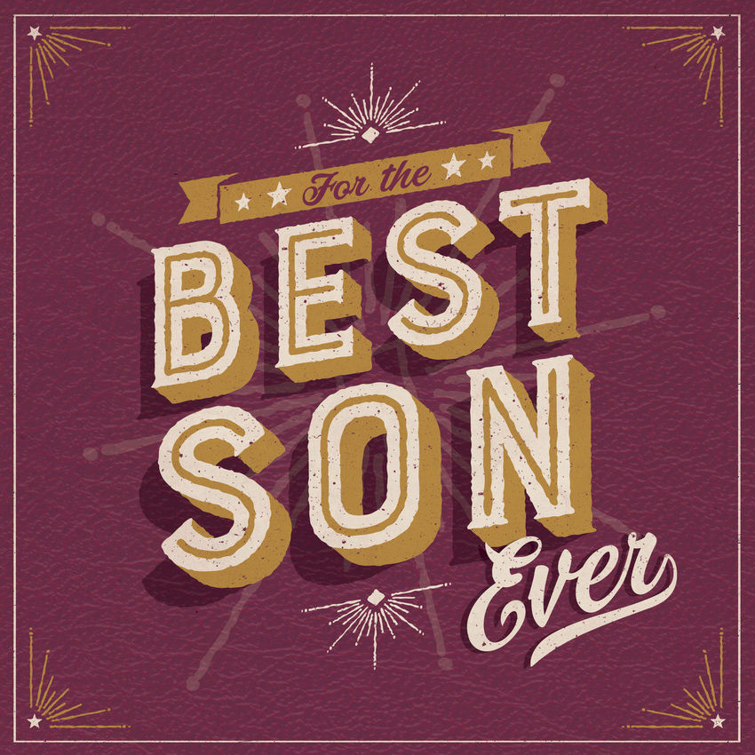 Best Son Ever Vintage Lettering.jpg