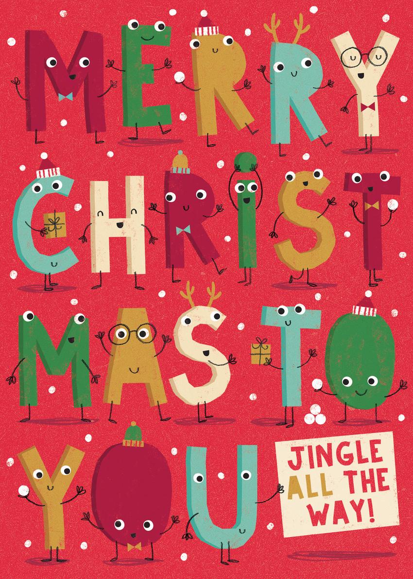 Christmas Anitamted Lettering.jpg