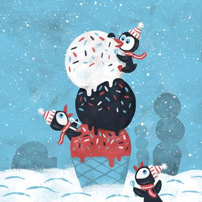 penguins-climbing-giant-ice-cream-cone-jpg