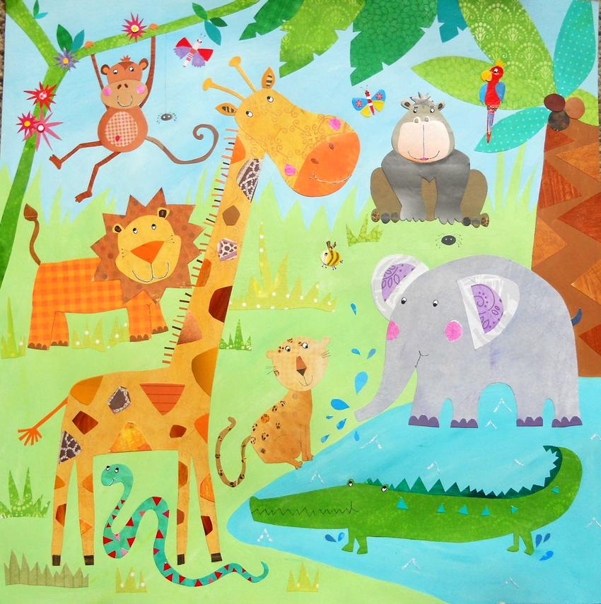 L&K Pope - Cute Jungle scene 1.jpg