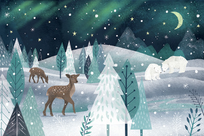 sold-claire-mcelfatrick-christmas-woodland-winterscene-sample-book-spread-jpg