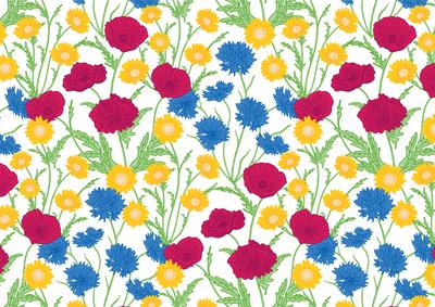 gift-wrap-repeat-pattern-surface-design-stationery-ceramics-female-birthday-cornflowers-poppies-daisies-jpg