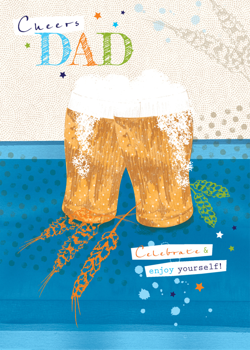 male birthday fathers day brother dad grandfather nephew uncle beers with foam.jpg