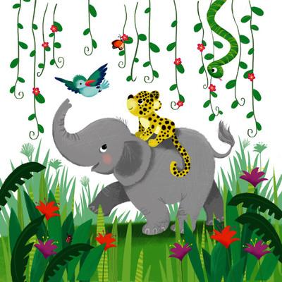 melanie-mitchell-elephant-leopard-bird-jungle-art-jpeg-jpg