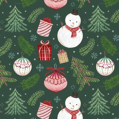 snowman-and-trees-pattern-jpg